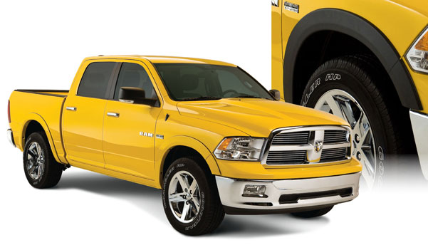 bushwacker fender flares dodge ram 1500 2009 1 2 t. Cars Review. Best American Auto & Cars Review