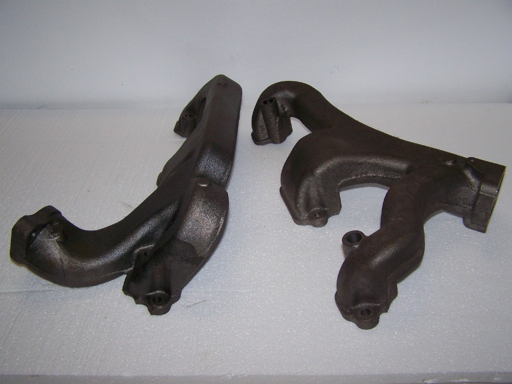 340 Performance Exhaust Manifolds