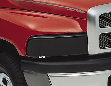 G Head on Dodge Dakota Headlight Covers