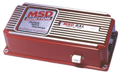 Msd 6al Ignition Box
